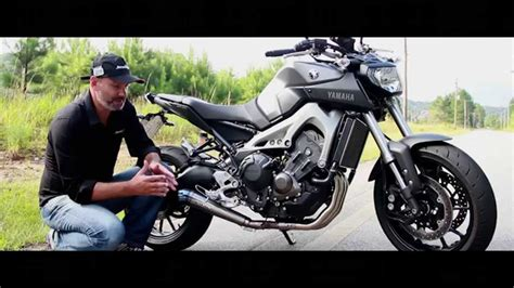 Motorradzubehör Yamaha Mt 09 by Yamaha Mt 09 Full 3x2x1 Jeskap Lan 231 Amento 2015 Youtube