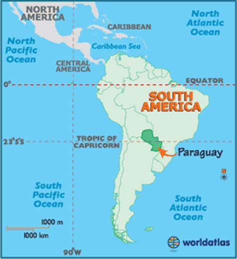 paraguay on the world map paraguay map geography of paraguay map of paraguay