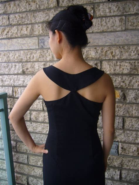 pattern little black dress little black dress inspired by givenchy sewing projects