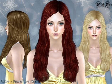 hairstyles download for sims 4 cazy s northern star hairstyle