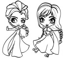 coloring page frozen free printable elsa coloring pages for best