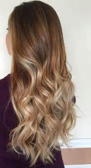 ambre hairstyle on hair 40 beautiful blonde balayage looks