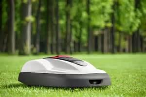 Honda Miimo Honda S Miimo Robotic Lawn Mower Beats The Heat Won T