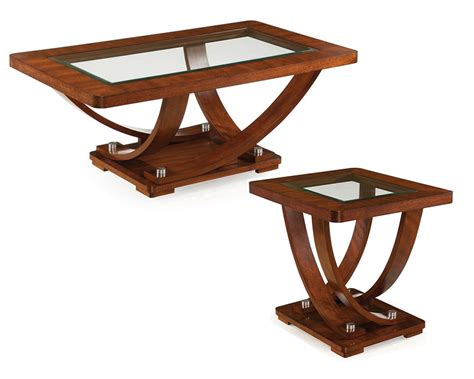 Coffee And End Table Set Coffee Table Set Pavilion By Magnussen Mg T2908set