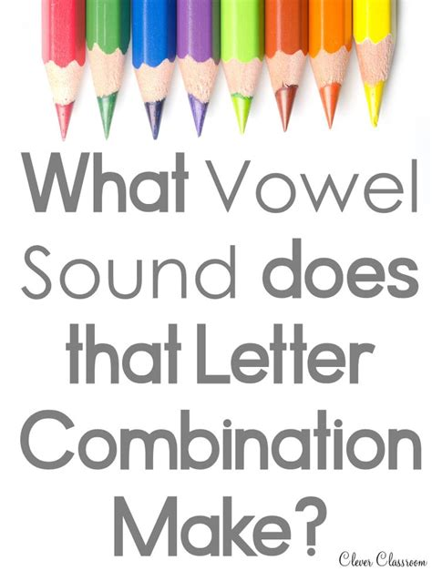 Letter Combination Sounds 17 best images about grammar on anchor charts