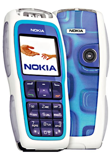 nokia   mobile color camera gsm phone poor