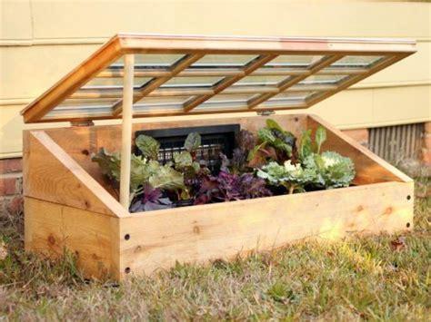 conseils pour fabriquer une serre de jardin