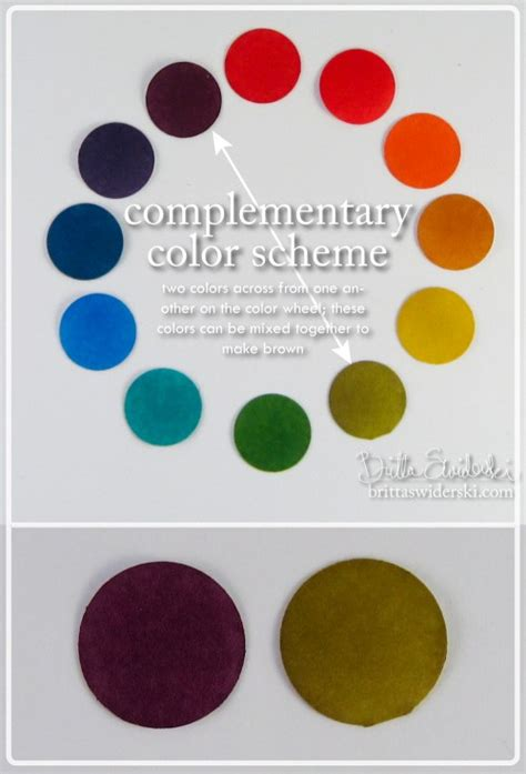 complimentary colors for brown home design architecture cilif