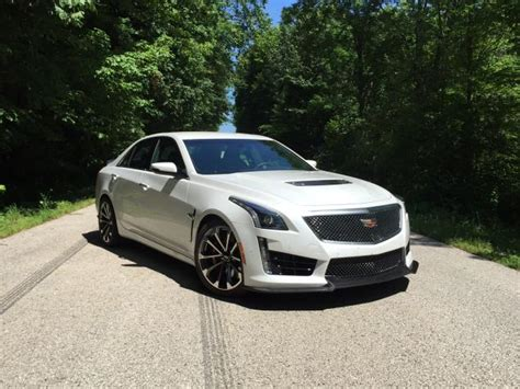Cadillac Cts V 0 To 60 Power Trip 9 Most Powerful American Cars And Trucks Ny