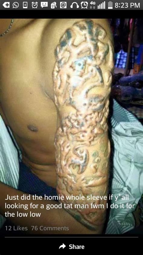 is a tattoo on your arm sore image gallery infected arm tattoo