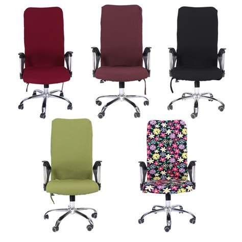 swivel chair cover office furniture seat covers home chair decoration