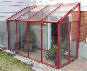 Diy Sunroom Plans Diy Temporary Sun Room With Plastic Shower Curtain