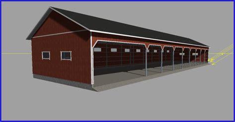 Machine Sheds by Fs 2011 Machine Shed V 1 0 Objects Mod F 252 R Farming