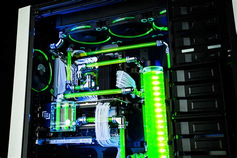 Water Cooling Costum is water cooling your computer safe pyrocpu