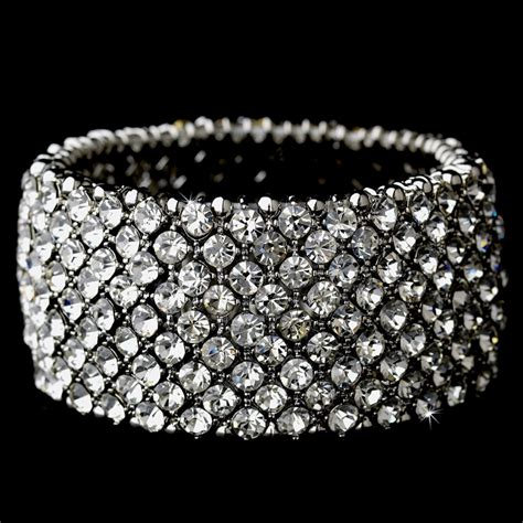 wholesale rhinestone bracelets pictures to pin on