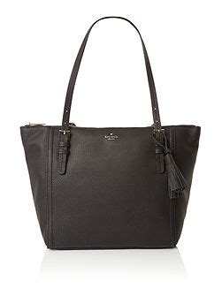 Spades Checked Tote Stolen From The Eastenders Set michael kors jet set item tote bag house of fraser