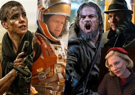 by the numbers the 2016 oscar nominations indiewire the playlist s predictions for the 2016 oscar nominations
