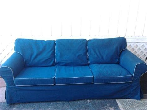 blue sofa slipcovers blue sofa slipcover blue sofa slipcover from bed bath