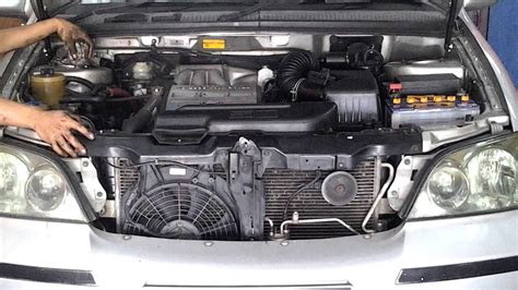 Kia Carnival 2005 Engine Naza Ria Or Kia Carnival Convert To Engine Toyota 2 5v6