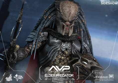 vs predator elder predator sixth scale figure by