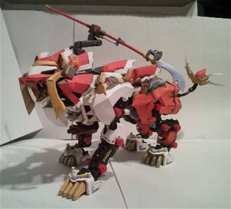 Zoid Papercraft - 17 best images about free papercrafts on