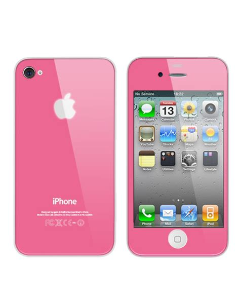 For Apple Iphone 4 pink iphone 4 apple 16gb