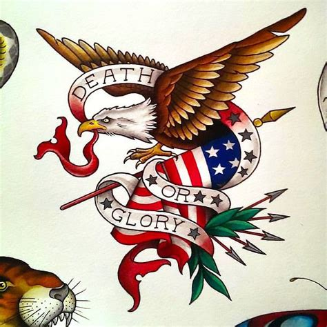 american traditional eagle tattoos best 25 traditional eagle ideas on