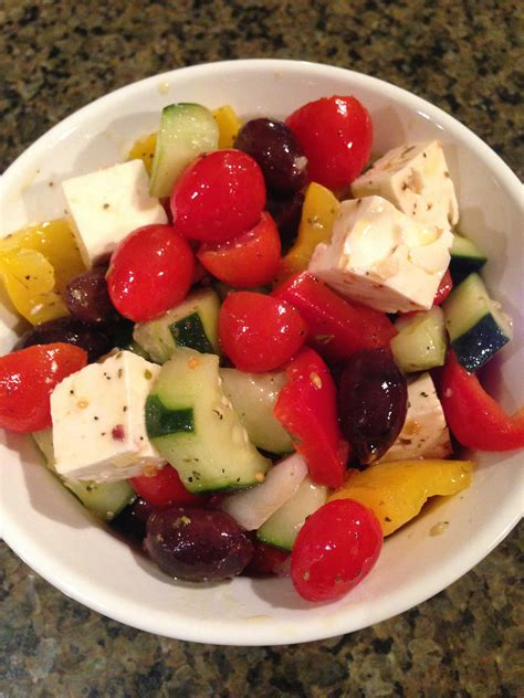 ina garten greek salad ina garten s greek salad tomatoes for cucumbers