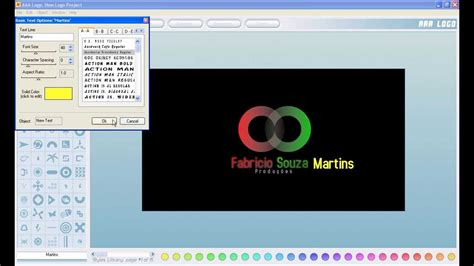 tutorial the logo creator tutorial aaa logo maker br hd youtube