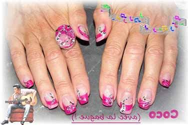 Ongle Gel Deco Original by Deco Ongles Original