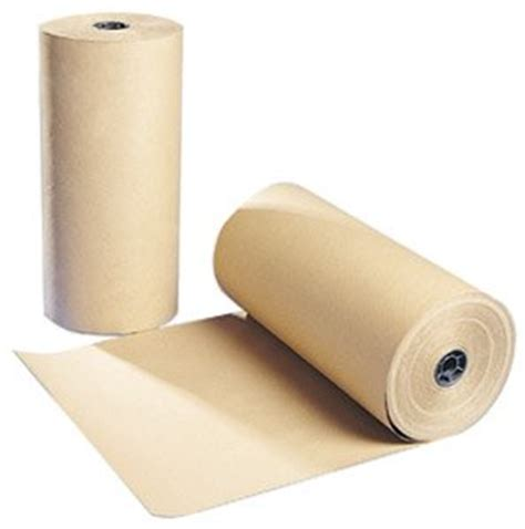 Brown Craft Paper Rolls - 900mm x 200m heavy duty brown kraft paper roll 90gsm