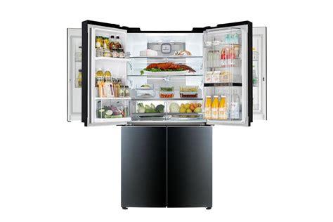 Kulkas Lg Ces lg unveils mega capacity door in door fridge digital trends