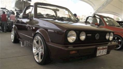 volkswagen caribe convertible vw cabriolet youtube