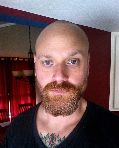 how to trim beards for men over 50 ehow bald with beard best beard styles for men with bald
