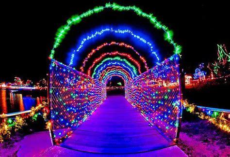 ditmas oark christmaslight displat 17 best light displays in oklahoma 2016