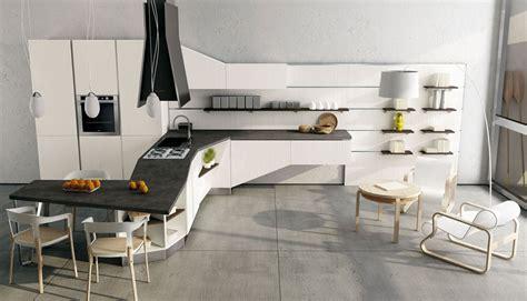 penisola cucina moderna 50 foto di cucine moderne con penisola mondodesign it