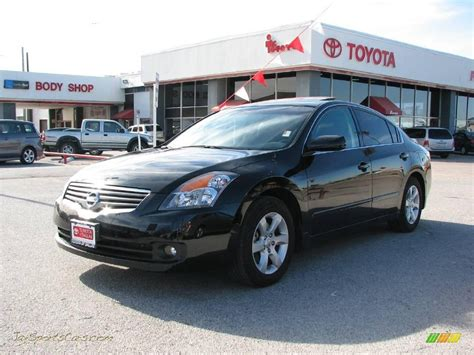 nissan altima sport 2007 2007 nissan altima 2 5 sl in black photo 2 449203