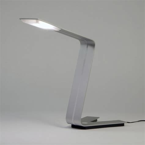 Light Wood Nightstand The Y Led Desk Lamp By Shine Labs