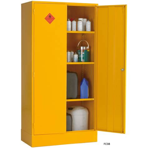 Flammable Storage Cabinet Flammable Liquid Storage Cabinets Cupboards Ese Direct