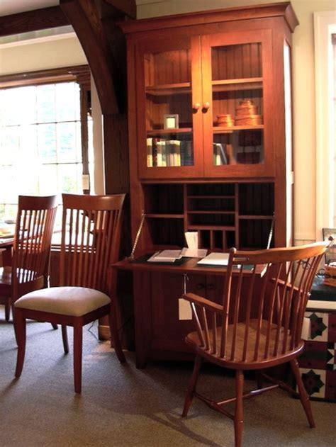 shaker mission craftsman office furniture seattle