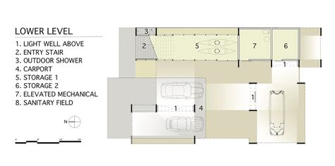 Modern Floor Plan gallery of northwest harbor bates masi architects 13