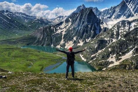 time   kashmir great lakes trek