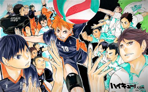 anime haikyuu haikyuu wallpaper zerochan anime image board