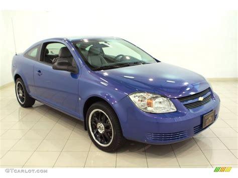 Cobalt Blue Ls by 2008 Blue Flash Metallic Chevrolet Cobalt Ls Coupe