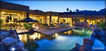 luxury home rentals palm springs luxury vacation homes rentals