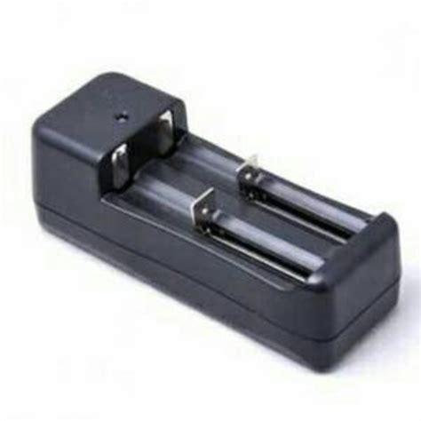 Promo Charger Desktop Baterai 18650 Kabel 2 Slot Termurah desktop universal charger baterai 2 slot 18650 senter vape jadi store