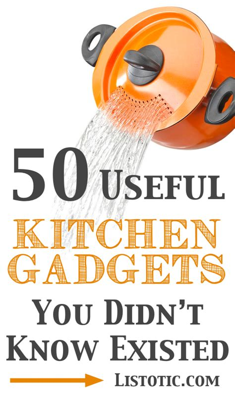 Kitchen Gadgets You Didn T You Needed by 50 Useful Kitchen Gadgets You Didn T Existed Diy