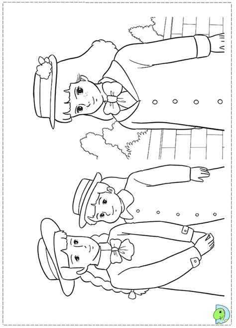 sarah and duck coloring pages coloring pages