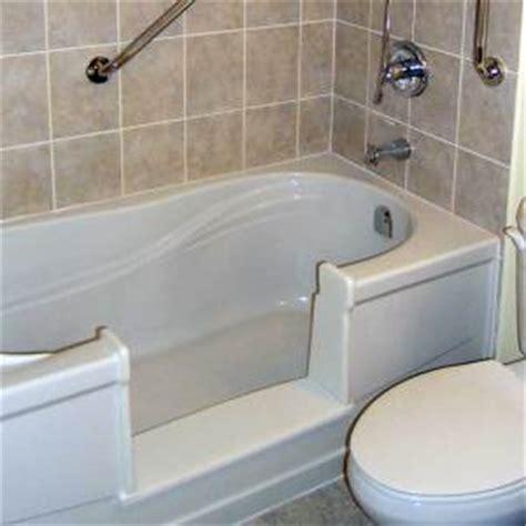 bathtub cut out bathtub cutout insert including grab bar 795 grab it bathrooms