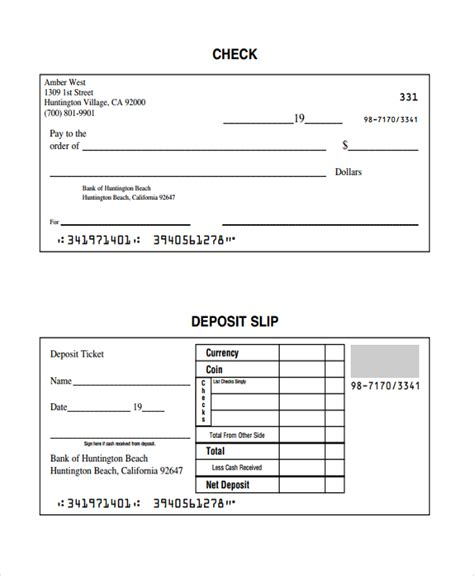 deposit slip pictures to pin on pinterest pinsdaddy